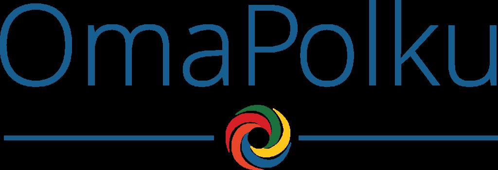 OmaPolku-hankkeen logo.